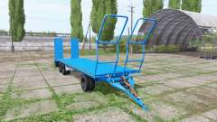 Rimorchi Randazzo PA 97 I v1.1 for Farming Simulator 2017