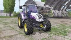 Steyr Multi 4095 for Farming Simulator 2017