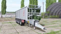 Fliegl Gigant ASW 491 v1.1 for Farming Simulator 2017