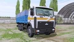 MAZ 6303 for Farming Simulator 2017