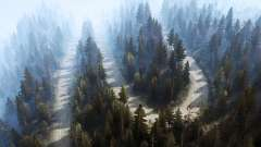 Mountain nightmare 3 for MudRunner