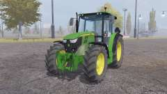 John Deere 6110RC for Farming Simulator 2013