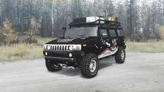 Hummer H2 TrophyStorm for MudRunner