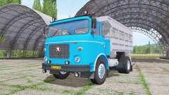 Skoda-LIAZ 706 MTSP v2.0 for Farming Simulator 2017