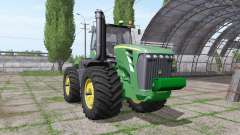 John Deere 9630 v2.0 for Farming Simulator 2017