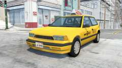 Ibishu Covet New York Taxi v0.12 for BeamNG Drive
