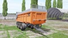 Dezeure DK33T for Farming Simulator 2017