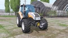 Steyr Multi 4115 front loader for Farming Simulator 2017