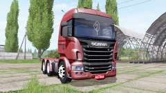 Scania R480 for Farming Simulator 2017