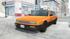 Gavril Grand Marshall city cab for BeamNG Drive