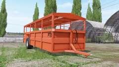 Richard Western CT8 v1.0.2 for Farming Simulator 2017