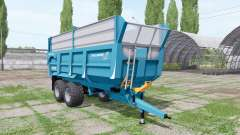Rolland RollSpeed 7840 for Farming Simulator 2017
