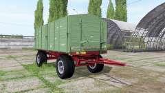 Kroger Agroliner HKD 302 old for Farming Simulator 2017