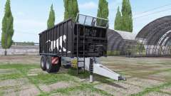 Fliegl ASW 271 Black Panther v1.0.0.1 for Farming Simulator 2017