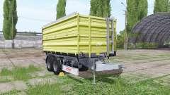 Fliegl TDK 255 light custom for Farming Simulator 2017