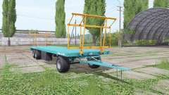 Rolland RP 10006 CH for Farming Simulator 2017