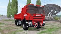 Scania P420 tipper 2010 v1.1 for Farming Simulator 2017