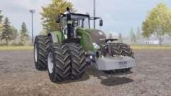 Fendt 828 Vario TMS for Farming Simulator 2013