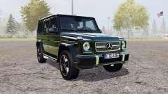 Mercedes-Benz G 65 AMG (W463)
