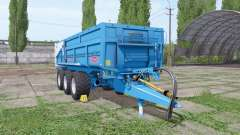Maupu TDM 7632 for Farming Simulator 2017
