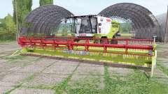CLAAS Lexion 990 experimental v2.0 for Farming Simulator 2017