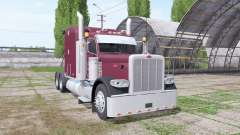 Peterbilt 389 v1.2 for Farming Simulator 2017