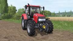 Case IH Maxxum 110 CVX v1.2 for Farming Simulator 2017