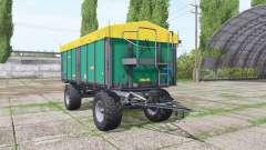 Oehler OL ZDK 180 P v2.0 for Farming Simulator 2017