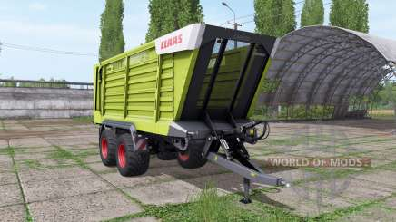 CLAAS Cargos 740 for Farming Simulator 2017