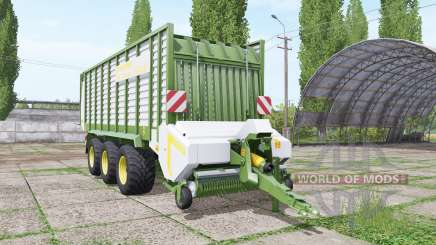 Strautmann Tera-Vitesse CFS 5201 DO v1.1 for Farming Simulator 2017