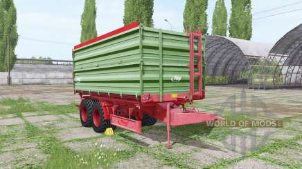 Fliegl TDK 255 for Farming Simulator 2017