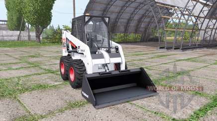 Bobcat 863 Turbo for Farming Simulator 2017