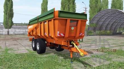 Dangreville BB 18 for Farming Simulator 2017