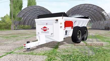 Kuhn Knight 8118 for Farming Simulator 2017