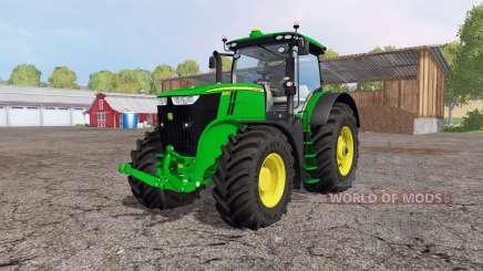 John Deere 7290R for Farming Simulator 2015