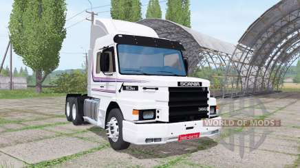 Scania T113H for Farming Simulator 2017