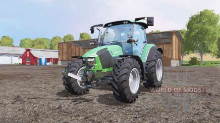 Deutz-Fahr 5130 TTV for Farming Simulator 2015