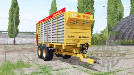 Veenhuis W400 v1.2 for Farming Simulator 2017