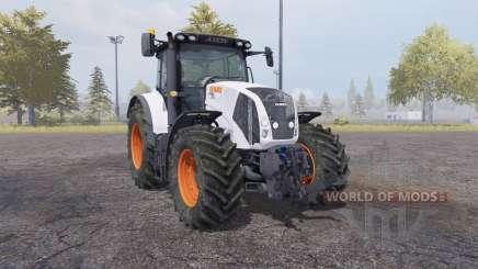 CLAAS Axion 830 v2.1 for Farming Simulator 2013