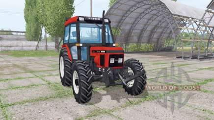 Zetor 7340 for Farming Simulator 2017