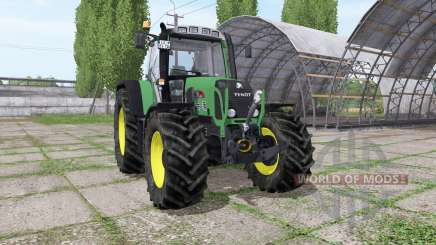 Fendt 716 Vario TMS v2.0 for Farming Simulator 2017