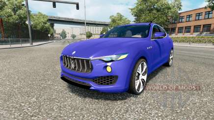 Maserati Levante 2017 for Euro Truck Simulator 2