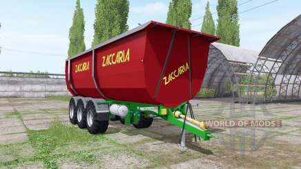 Zaccaria ZAM 200 DP8 Super Plus for Farming Simulator 2017