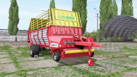 POTTINGER EUROBOSS 330 T v1.1 for Farming Simulator 2017