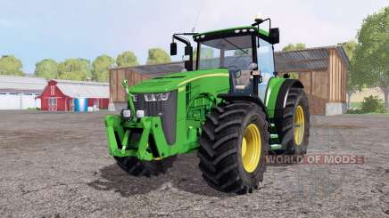John Deere 8360R for Farming Simulator 2015