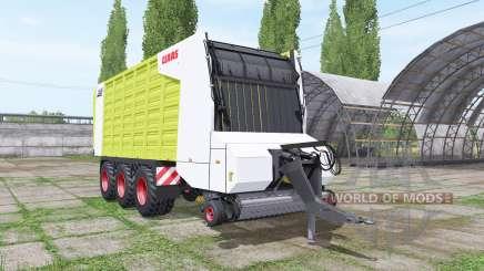 CLAAS Cargos 9600 for Farming Simulator 2017