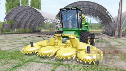 John Deere 7400 for Farming Simulator 2017