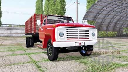 Ford F-600 grain truck for Farming Simulator 2017