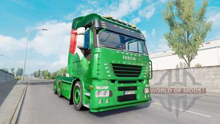 Iveco Stralis 560 2006 for Euro Truck Simulator 2