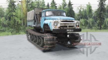 In-1 Vityaz for Spin Tires